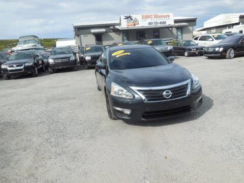 2011 Nissan Altima for sale at DMC Motors of Florida in Orlando FL