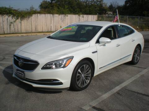 2017 Buick LaCrosse for sale at 611 CAR CONNECTION in Hatboro PA