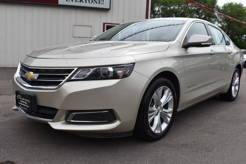 2015 Chevrolet Impala for sale at Dealswithwheels in Inver Grove Heights MN