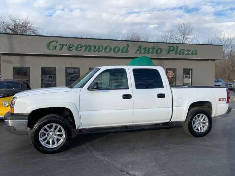 2004 Chevrolet Silverado 1500 for sale at Greenwood Auto Plaza in Greenwood MO