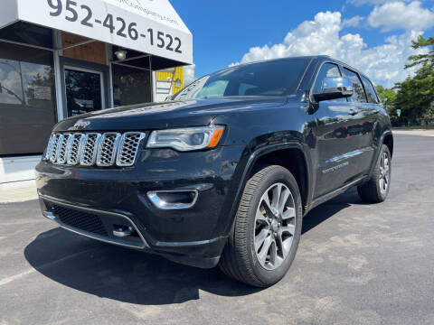 2018 Jeep Grand Cherokee for sale at Mainstreet Motor Company in Hopkins MN