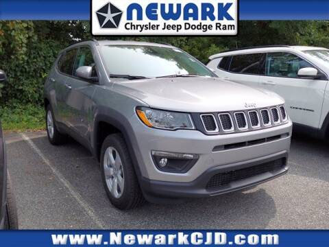 2021 Jeep Compass for sale at NEWARK CHRYSLER JEEP DODGE in Newark DE