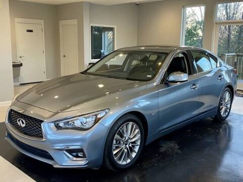 2020 Infiniti Q50 for sale at Ron's Automotive in Manchester MD