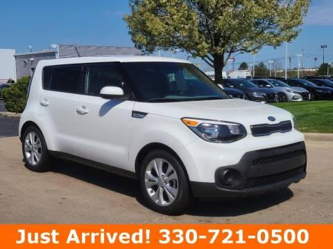 2018 Kia Soul for sale at Ken Ganley Nissan in Medina OH