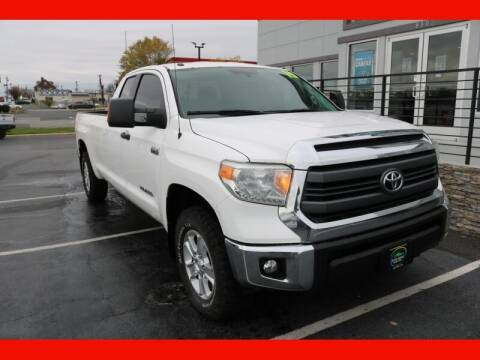 2015 Toyota Tundra for sale at AUTO POINT USED CARS in Rosedale MD