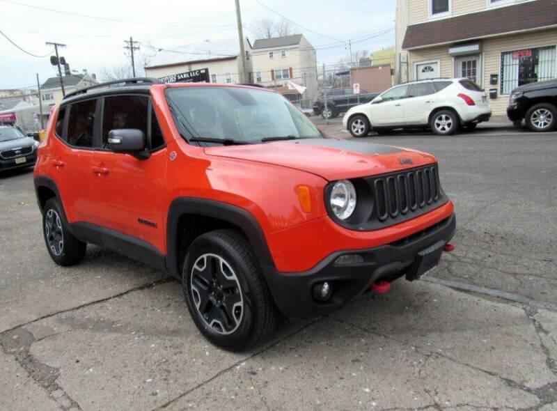 2016 Jeep Renegade for sale at MFG Prestige Auto Group in Paterson NJ