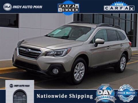 2019 Subaru Outback for sale at INDY AUTO MAN in Indianapolis IN