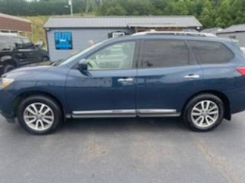 2013 Nissan Pathfinder for sale at Elite Auto Brokers in Lenoir NC