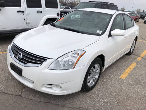2011 Nissan Altima for sale at Sonny Gerber Auto Sales in Omaha NE