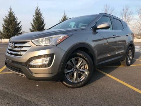 2016 Hyundai Santa Fe Sport for sale at Car Stars in Elmhurst IL