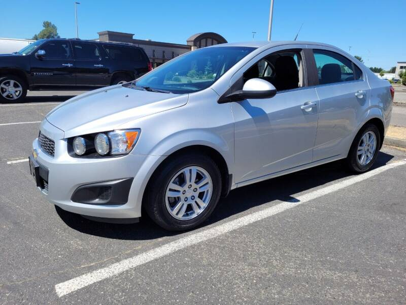 2013 Chevrolet Sonic for sale in Kent, WA