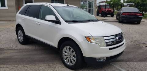 2010 Ford Edge for sale at Spark Motors in Kansas City MO