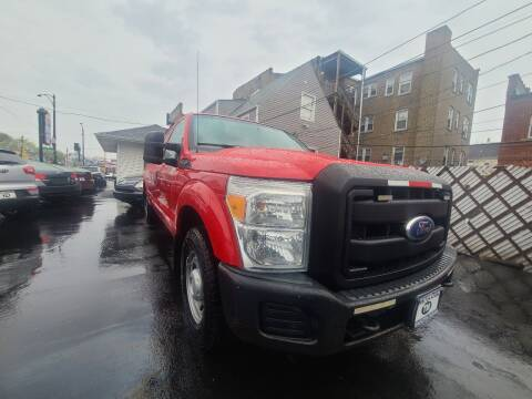 2011 Ford F-250 Super Duty for sale at TEMPLETON MOTORS in Chicago IL