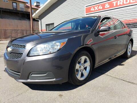 2013 Chevrolet Malibu for sale at Red Rock Auto Sales in Saint George UT