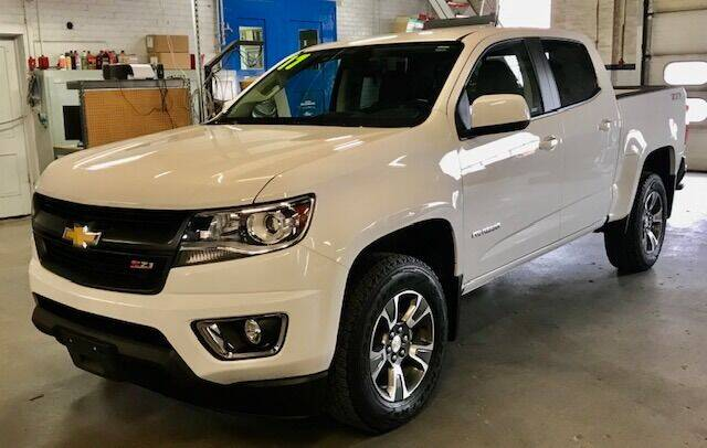 2017 Chevrolet Colorado for sale at Reinecke Motor Co in Schuyler NE