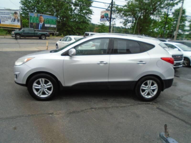 2010 Hyundai Tucson for sale at Gemini Auto Sales in Providence RI