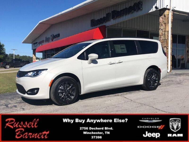 2020 Chrysler Pacifica for sale at Russell Barnett Chrysler Dodge Jeep Ram in Winchester TN