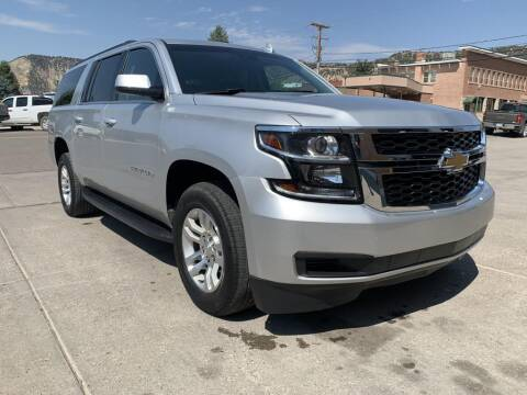 2019 Chevrolet Suburban for sale at Northwest Auto Sales & Service Inc. in Meeker CO