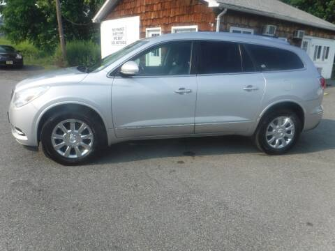 2014 Buick Enclave for sale at Trade Zone Auto Sales in Hampton NJ