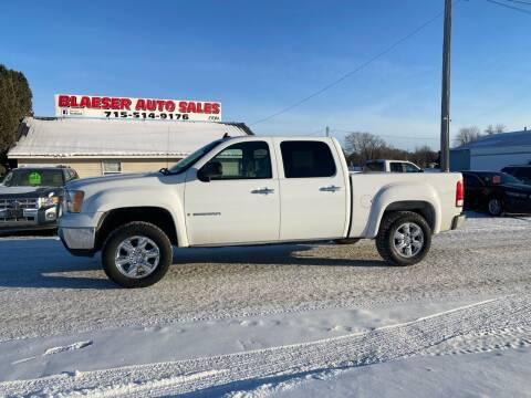 2009 GMC Sierra 1500 for sale at BLAESER AUTO LLC in Chippewa Falls WI