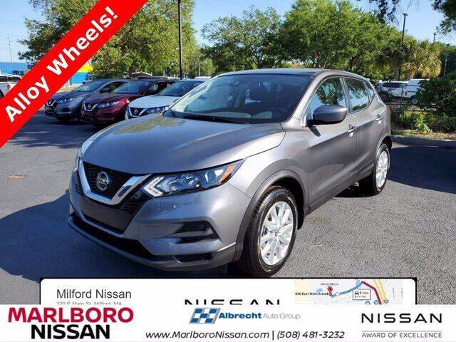 2021 Nissan Rogue Sport for sale in Marlborough, MA