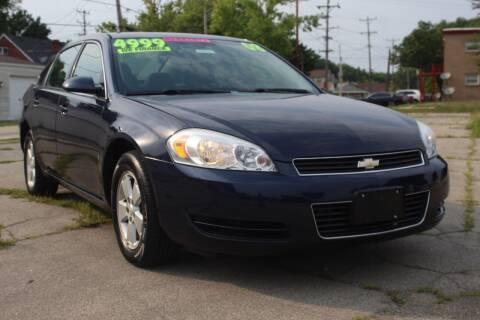 2008 Chevrolet Impala for sale at Square Business Automotive in Milwaukee WI