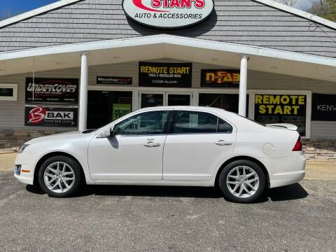 2011 Ford Fusion for sale at Stans Auto Sales in Wayland MI