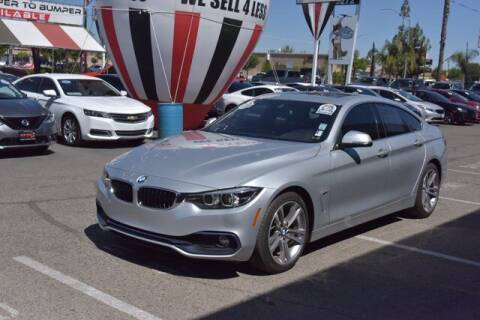 2018 BMW 4 Series for sale at Choice Motors in Merced CA