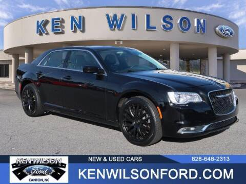 2016 Chrysler 300 for sale at Ken Wilson Ford in Canton NC
