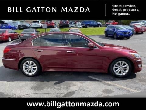 2012 Hyundai Genesis for sale at Bill Gatton Used Cars - BILL GATTON ACURA MAZDA in Johnson City TN