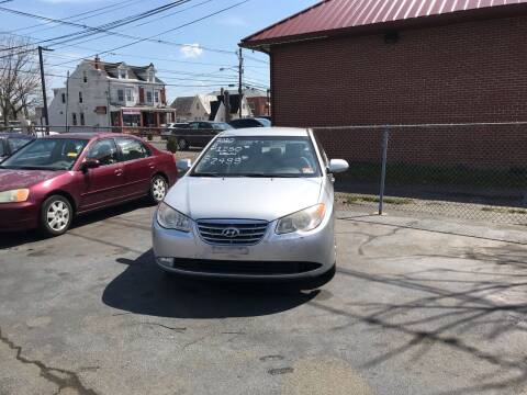2010 Hyundai Elantra for sale at Chambers Auto Sales LLC in Trenton NJ