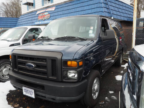 2011 Ford E-Series Wagon for sale at Scheuer Motor Sales INC in Elmwood Park NJ