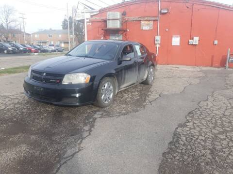 2012 Dodge Avenger for sale at Flag Motors in Columbus OH