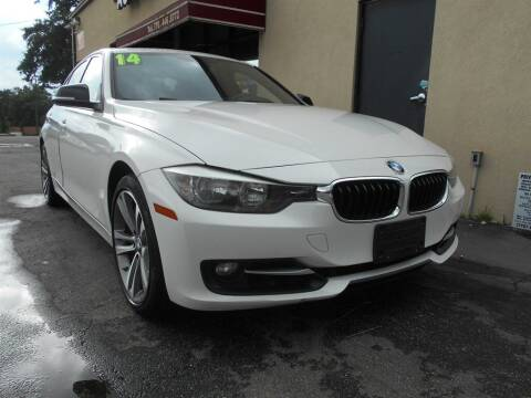 2014 BMW 3 Series for sale at AutoStar Norcross in Norcross GA