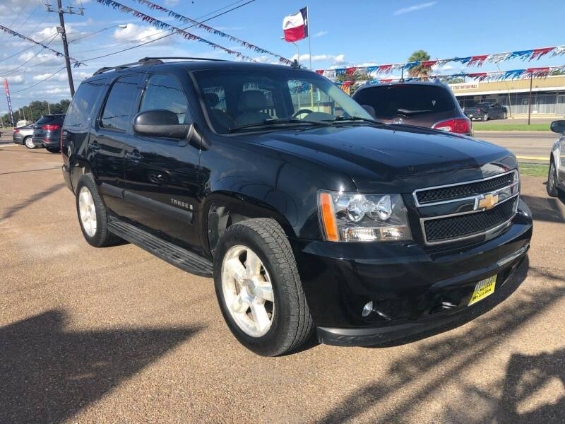 2007 Chevrolet Tahoe for sale at Rock Motors LLC in Victoria TX