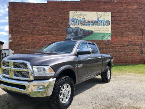 2014 RAM Ram Pickup 2500 for sale at Priority One Auto Sales in Stokesdale NC