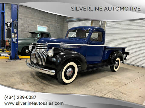 1946 Chevrolet Classic for sale at Silverline Automotive in Lynchburg VA