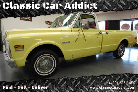 1971 Chevrolet C/K 10 Series for sale at Classic Car Addict in Mesa AZ