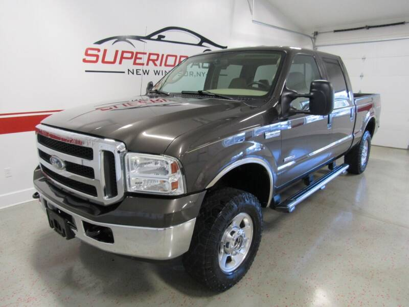 2005 Ford F-250 Super Duty for sale at Superior Auto Sales in New Windsor NY