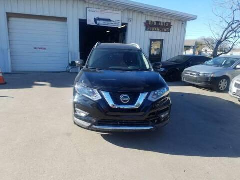 2018 Nissan Rogue for sale at Bad Credit Call Fadi in Dallas TX