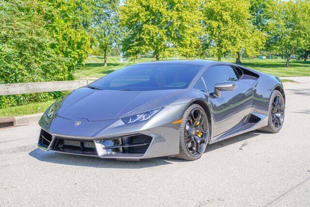 2018 Lamborghini Huracan for sale in Dublin, OH
