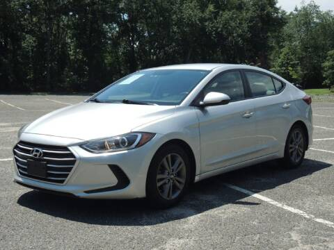 2017 Hyundai Elantra for sale at My Car Auto Sales in Lakewood NJ