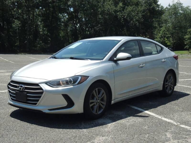 2017 Hyundai Elantra for sale at My Car Auto Sales in Lakewood NJ