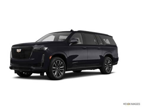 2021 Cadillac Escalade ESV for sale at Cole Chevy Pre-Owned in Bluefield WV