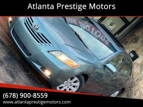 2009 Toyota Camry for sale at Atlanta Prestige Motors in Decatur GA