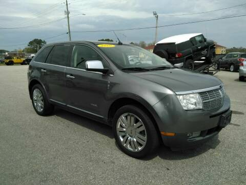 2010 Lincoln MKX for sale at Kelly & Kelly Supermarket of Cars in Fayetteville NC