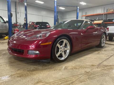 2006 Chevrolet Corvette for sale at Southwest Sales and Service in Redwood Falls MN