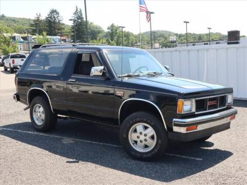 1989 GMC S-15 Jimmy for sale at Bob Weaver Auto in Pottsville PA