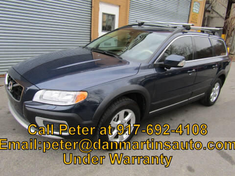 2011 Volvo XC70 for sale at Dan Martin's Auto Depot LTD in Yonkers NY