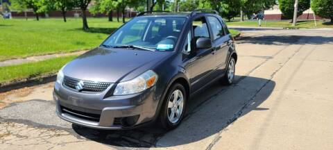 2012 Suzuki SX4 Crossover for sale at World Automotive in Euclid OH